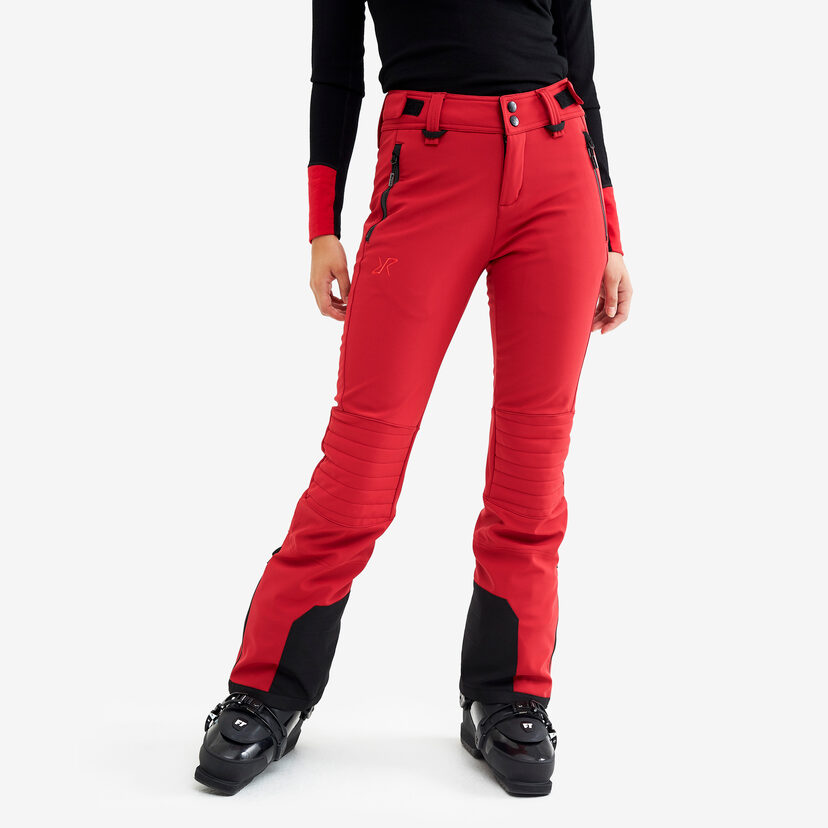 Igloo Pants Red Women