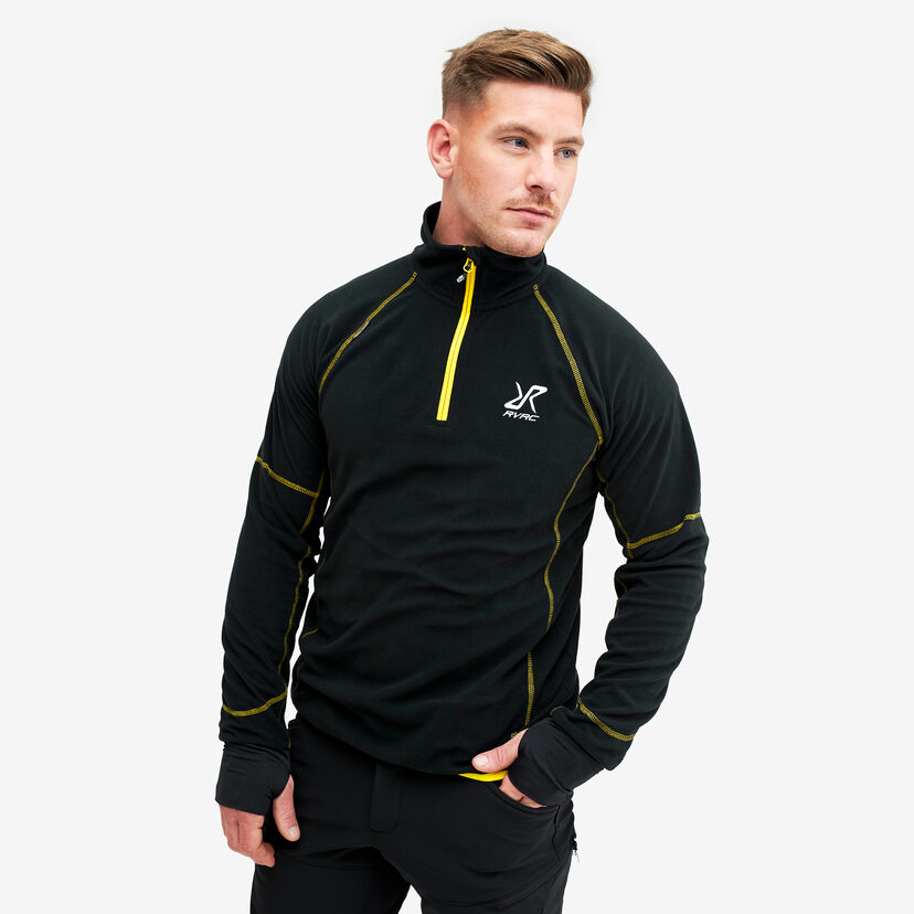Trekker Fleece Black Men
