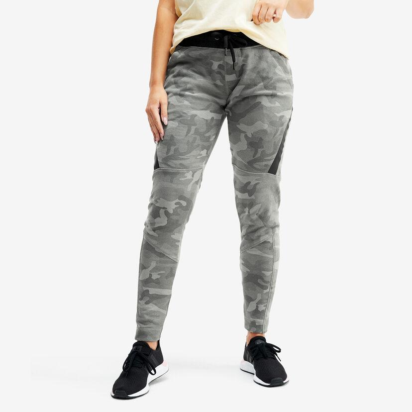 Street Jogger Grey Camo Women
