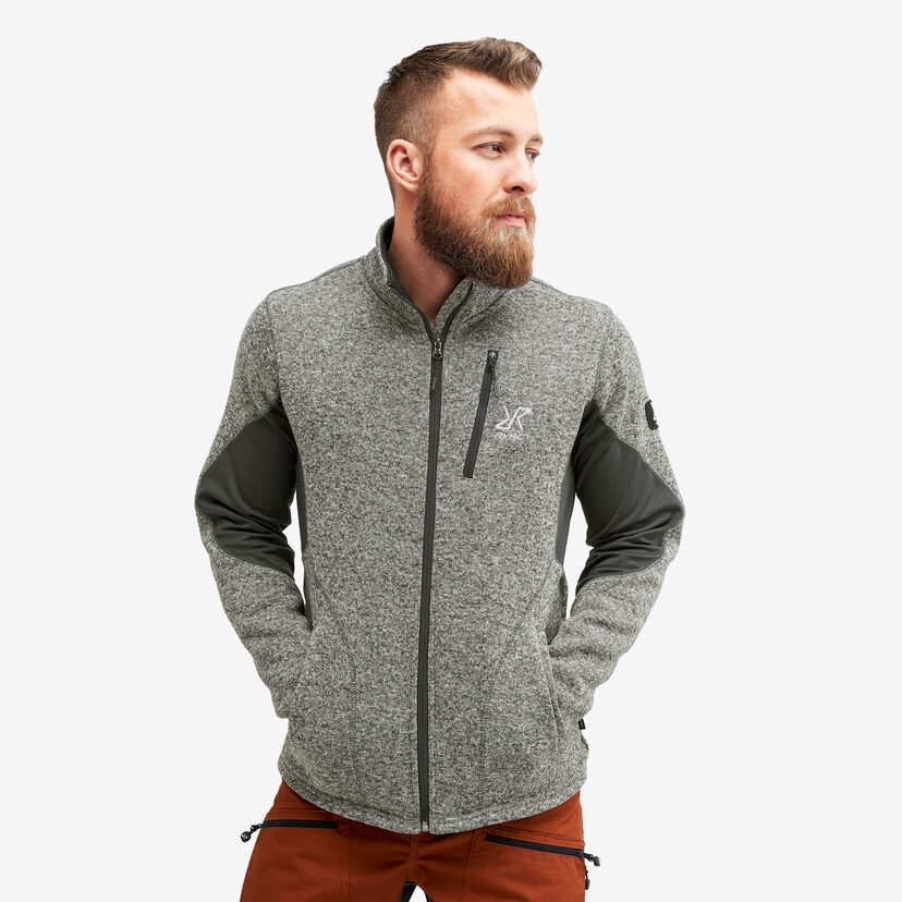 Fusion Fleece Anthracite Men