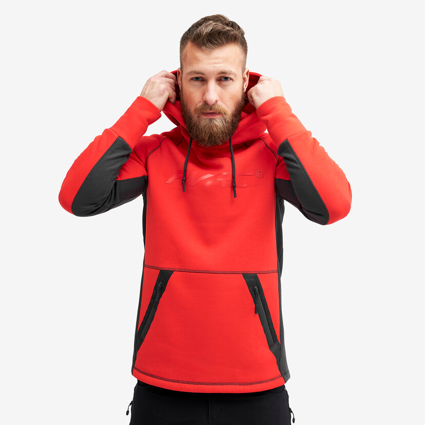 Elements Hoodie Formula 1 Red Men