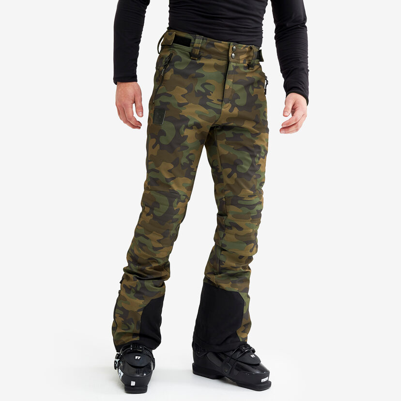 Igloo Pants Green Camo Men