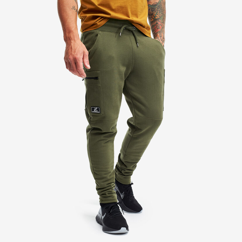 Slacker Pants Olive Night Men
