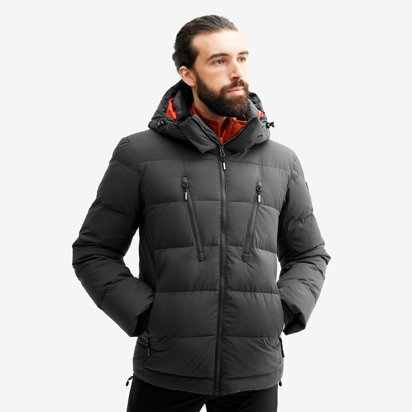 Igloo Jacket Anthracite Men