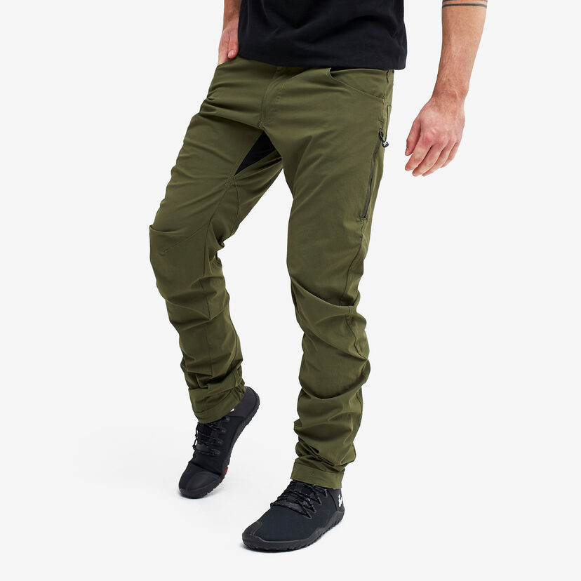Twisted Outdoor Jeans Olive Night Men