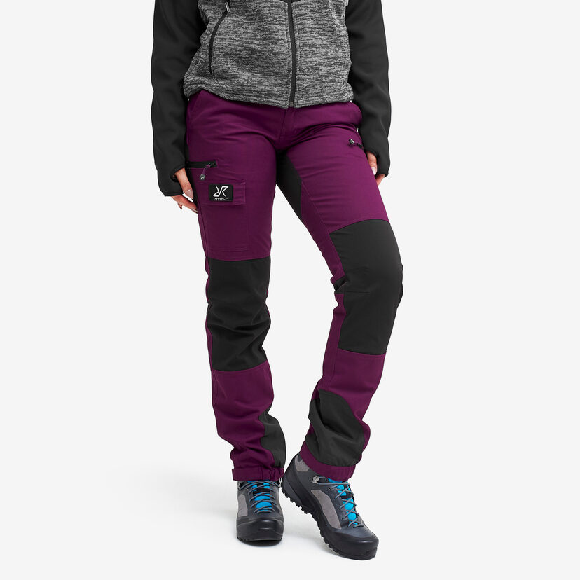 Nordwand Pants Purple Rain Women