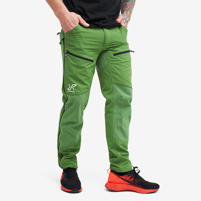 Hyper Pro Pants Kale Green Men