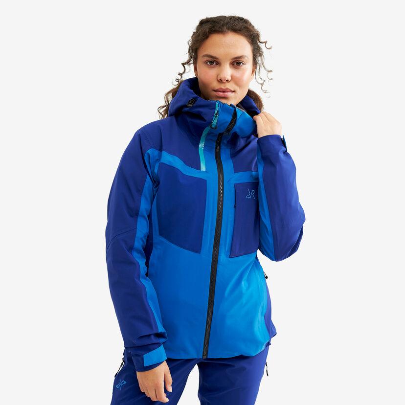 Tornado Jacket Blue Aster Women