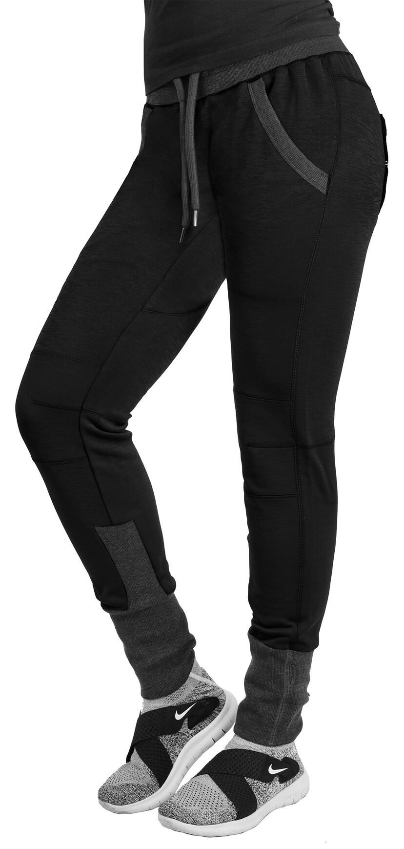 Illusion Pants Black Edition Women