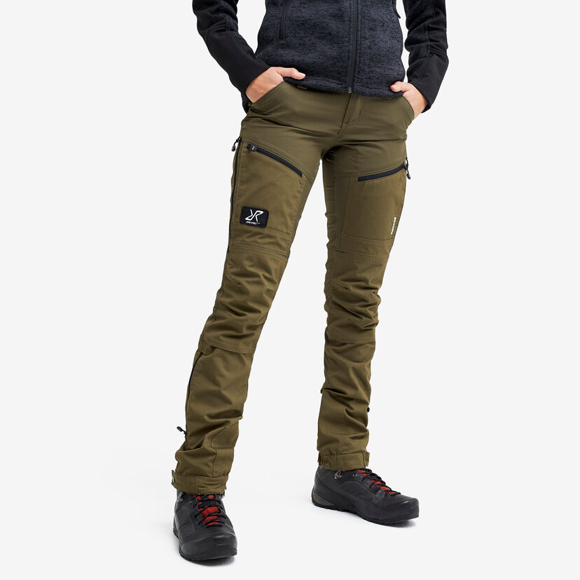 Gpx Pro Rescue Pants Dark Olive Women