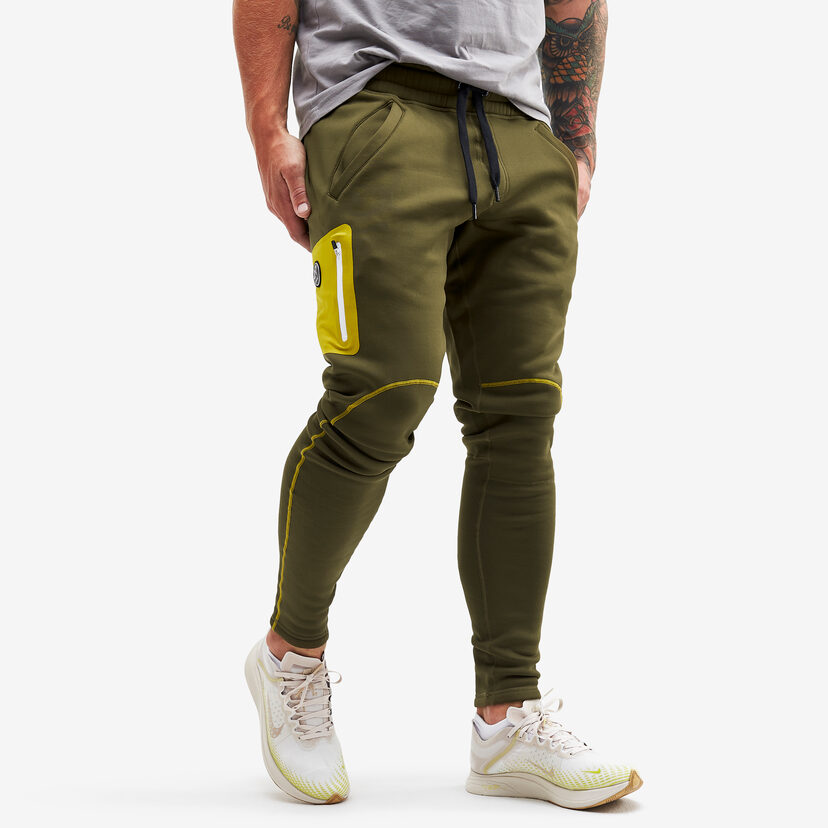 Bivouac Pants Dark Olive Men