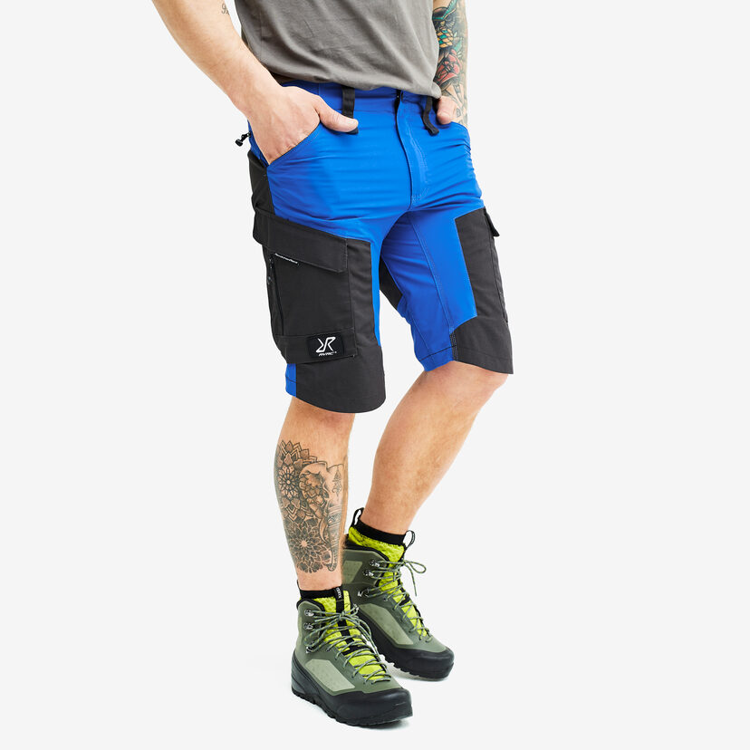 Gpx Shorts Blue Aster Men