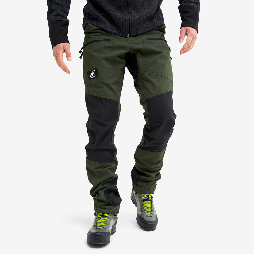Nordwand Pro Trousers Forest Green Men