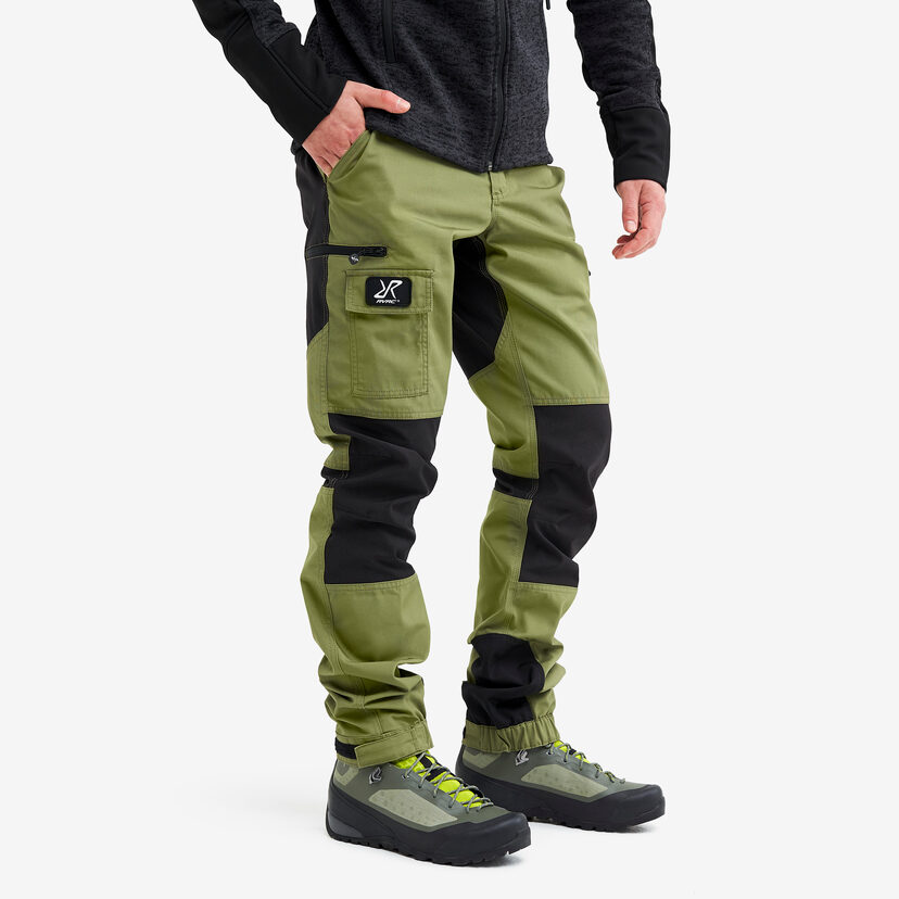 Nordwand Pants Pine Green Men