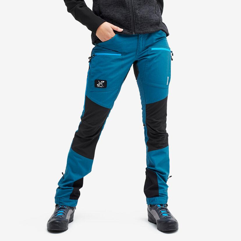 Nordwand Pro Rescue Pants Petrol Women
