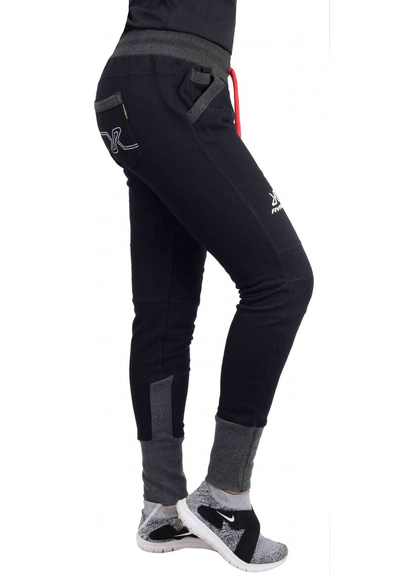 Cozy Pants Anthracite Women