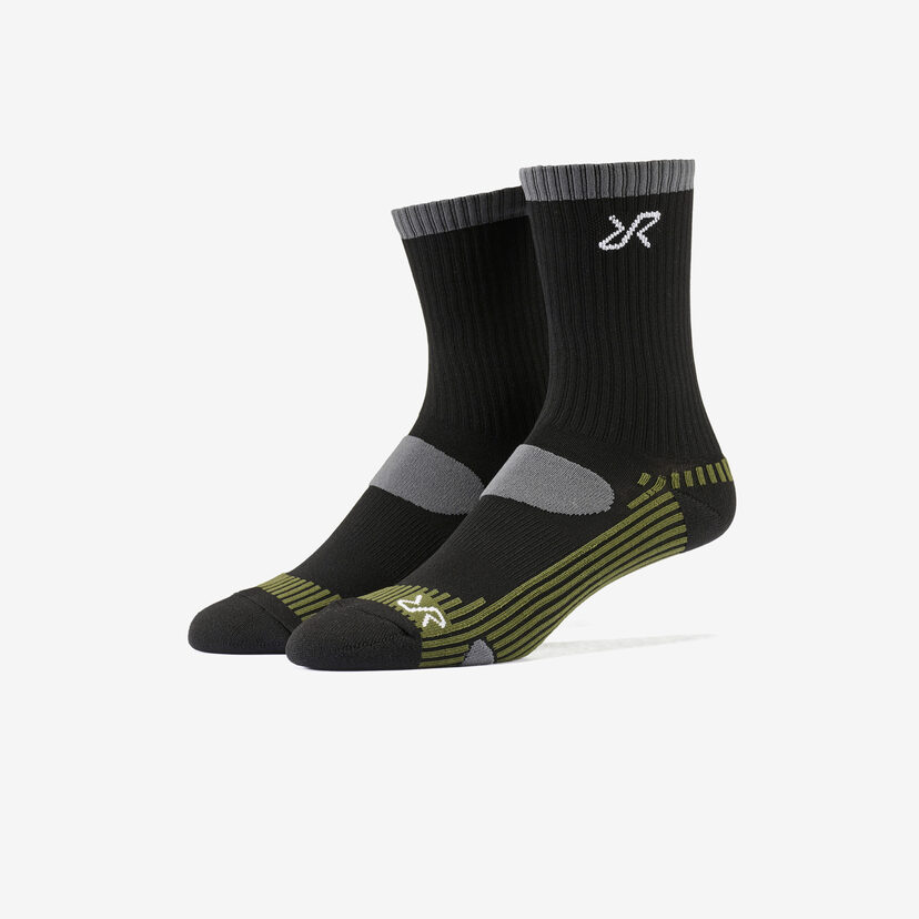 Trekking Sock Black/Green Men