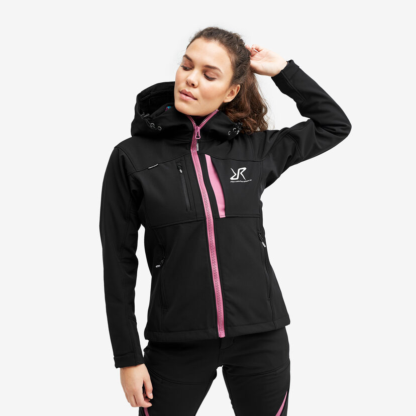 Hiball Jacket Jetblack Women