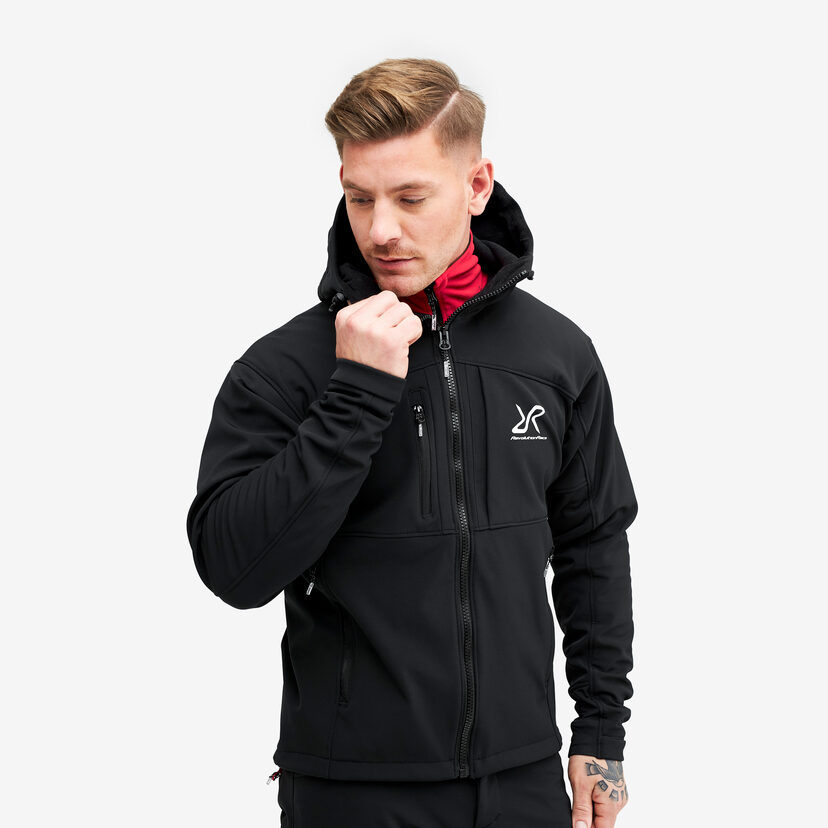 Hiball Jacket Jetblack Men