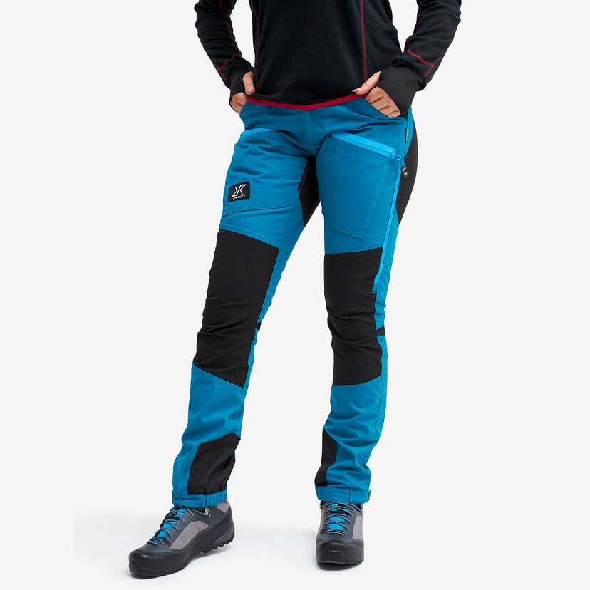 Nordwand Pro Trousers Petrol Women