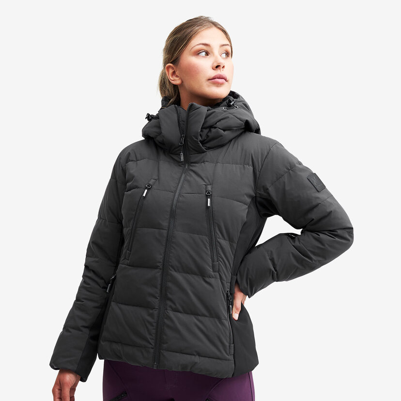 Igloo Jacket Anthracite Women
