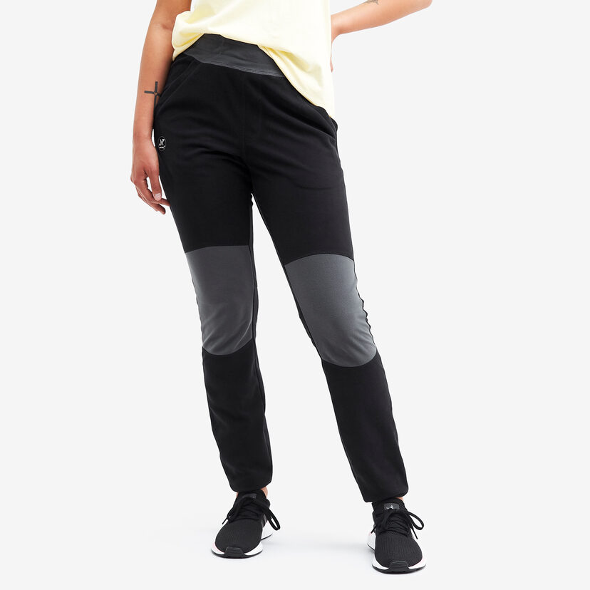 Cryptonite Trousers Black/Anthracite Women