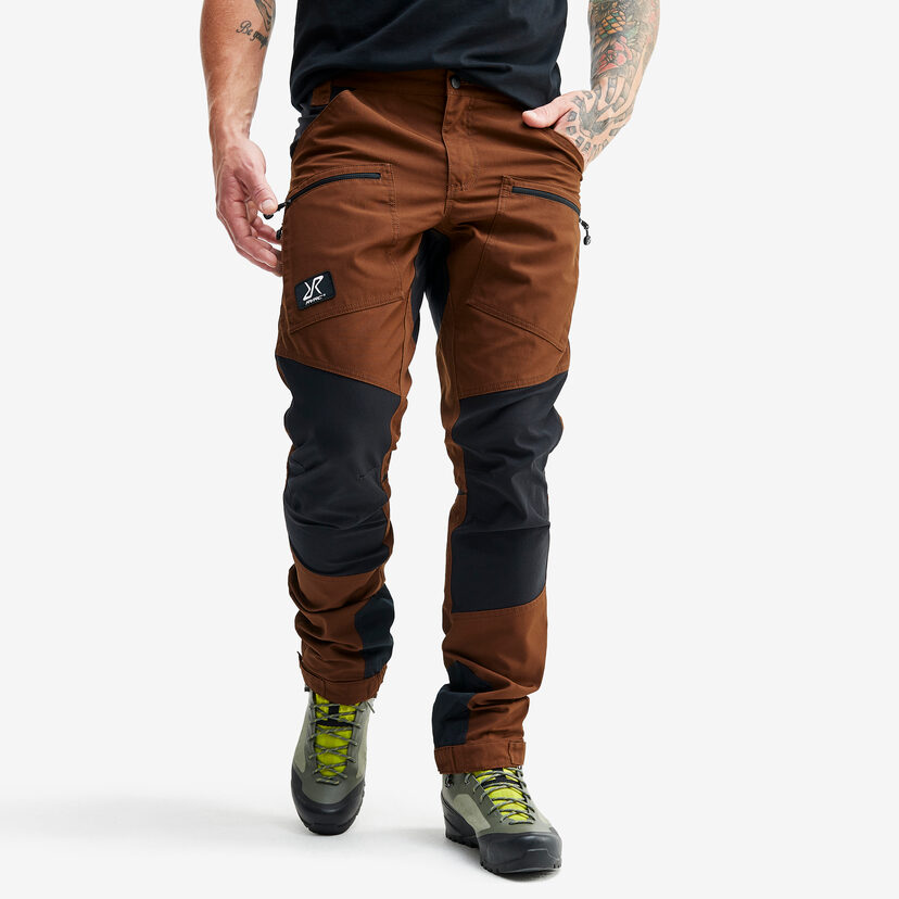 Nordwand Pro Pants Espresso Brown Men