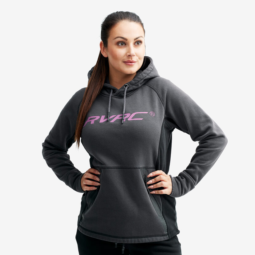 Elements Hoodie Anthracite Women