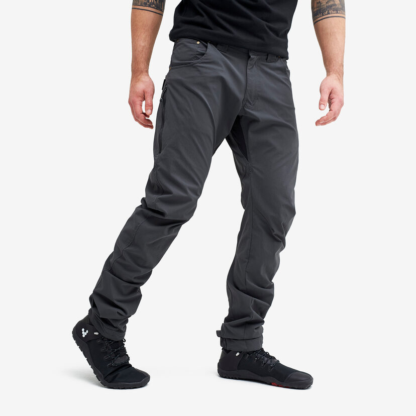 Twisted Outdoor Jeans Anthracite Men