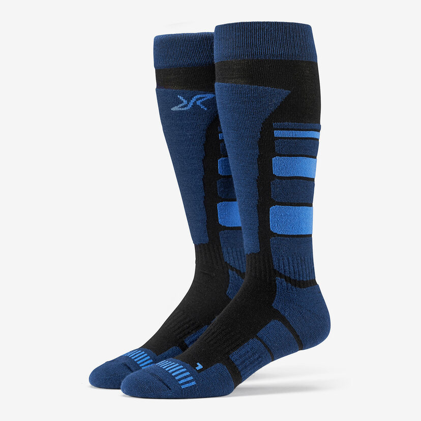 Ski Sock Blue Women