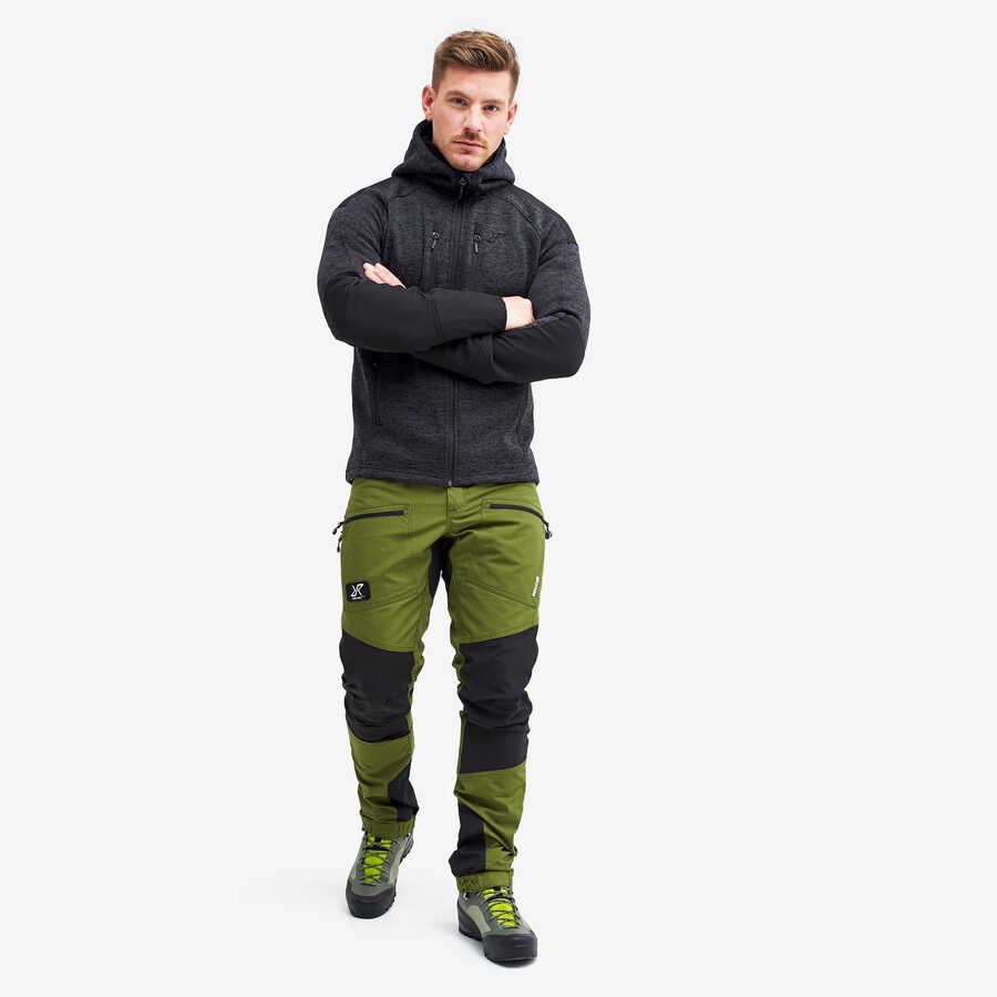RevolutionRace Womens Nordwand Pro Trousers durable Trousers for Hiking and other Outdoor activities