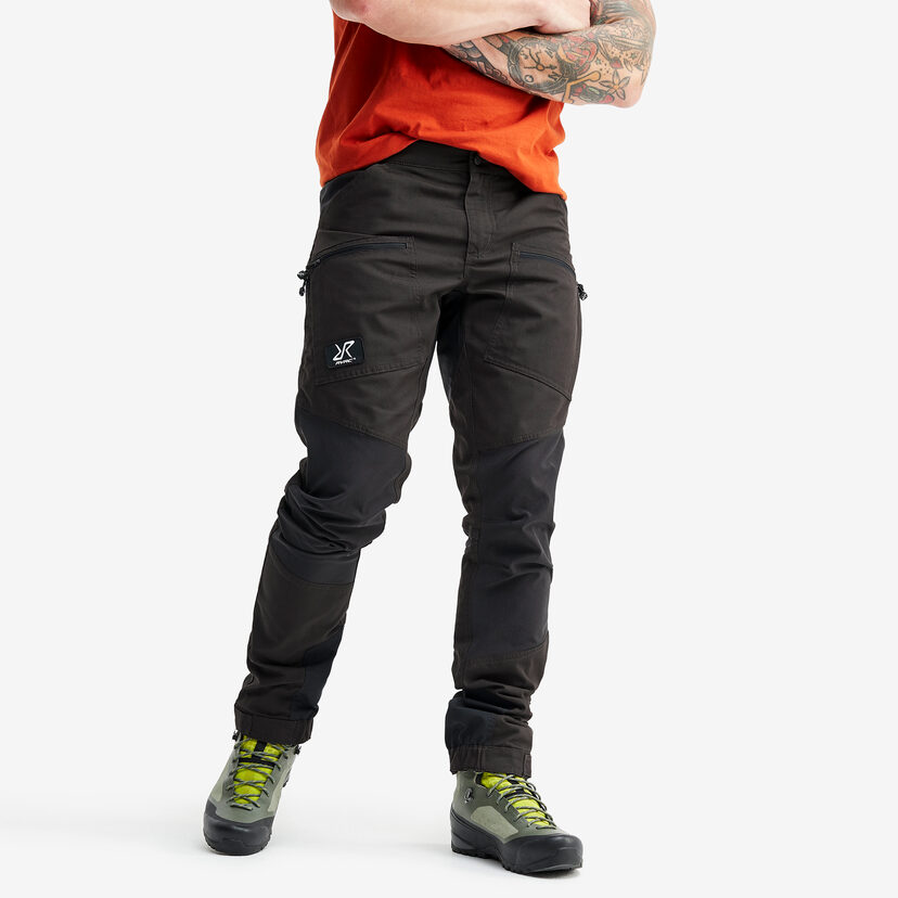 Nordwand Pro Pants Jetblack Men