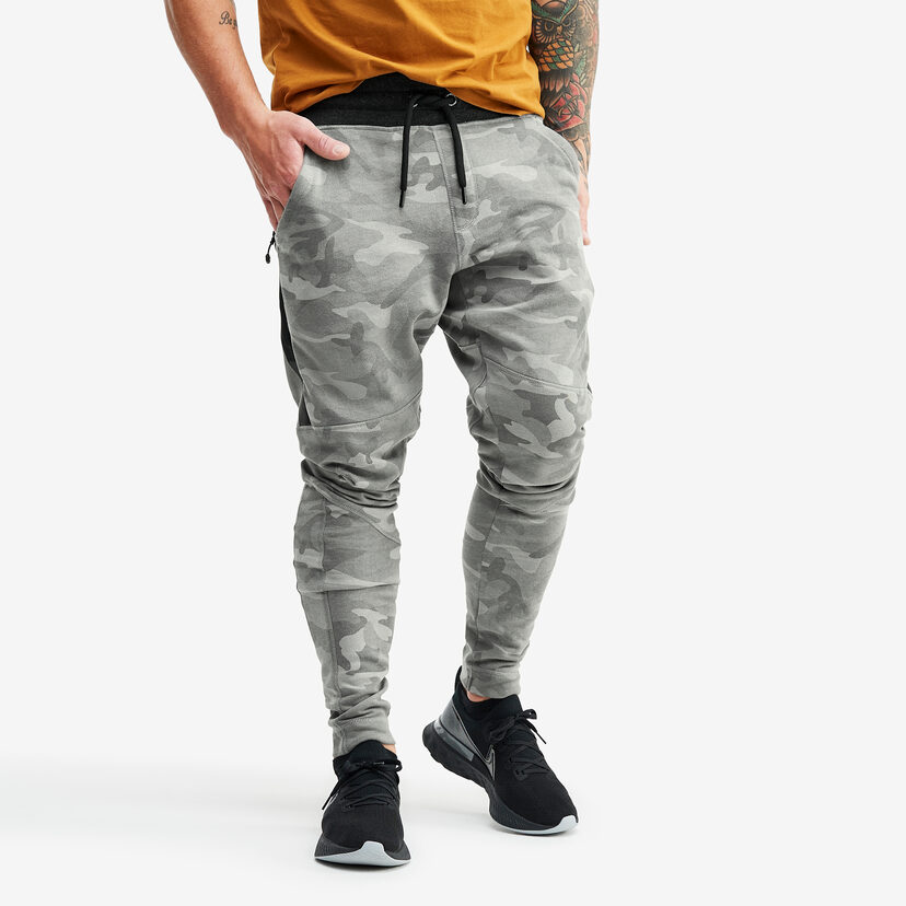 Street Jogger Grey Camo Herr