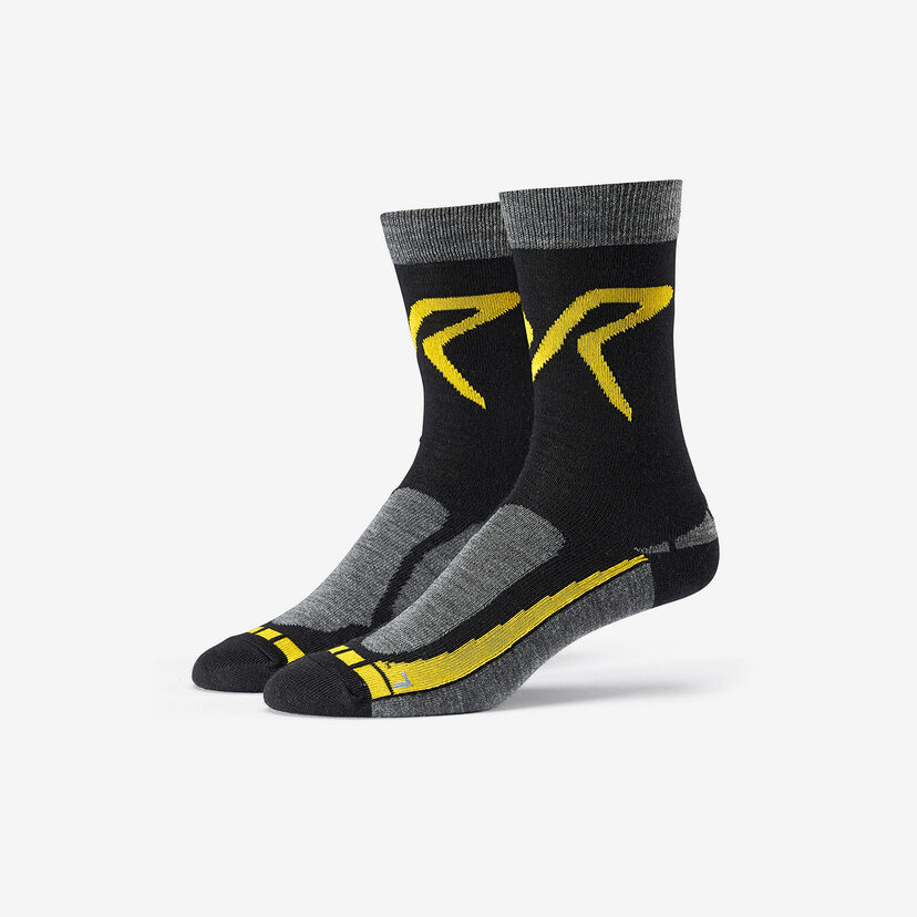 Hiking Sock Yellow Women