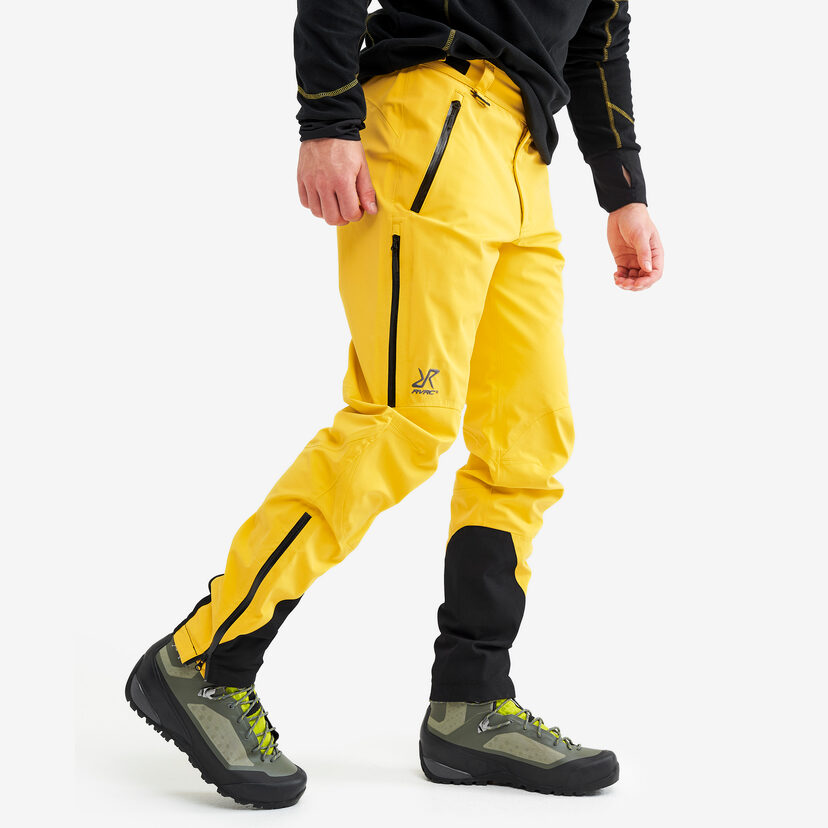Cyclone Rescue Trousers Yellow Men