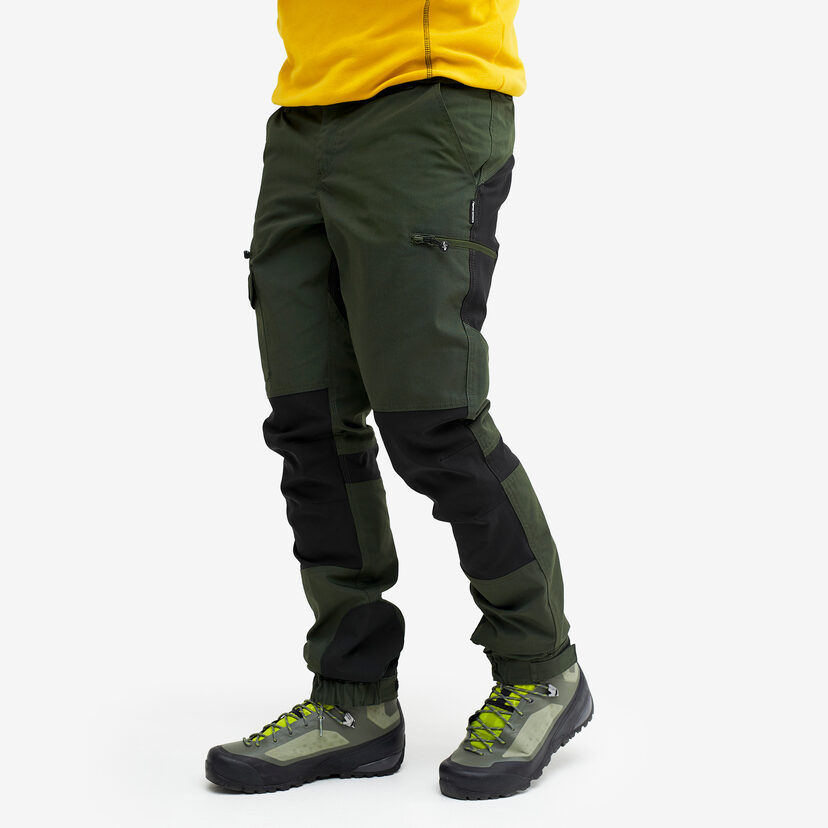Nordwand Trousers Forest Green Men
