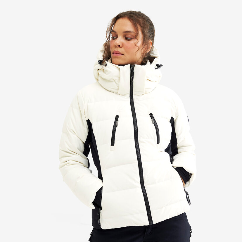 Igloo Jacket White Women