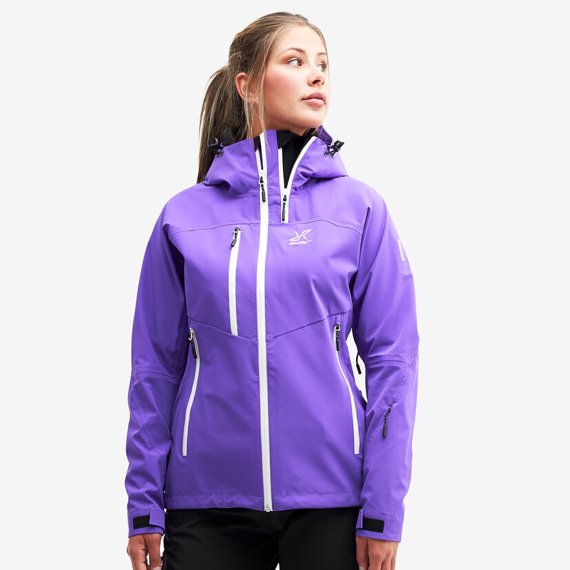 Cyclone Rescue Jacket 2.0 Electric Purple Women