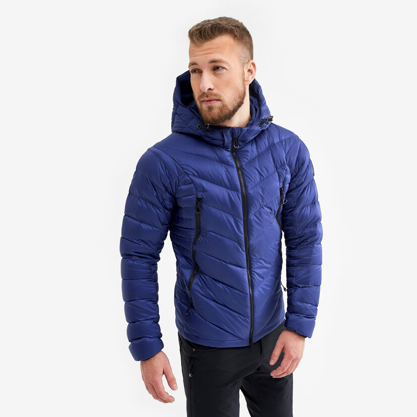 Gravity Jacket Cobalt Blue Men