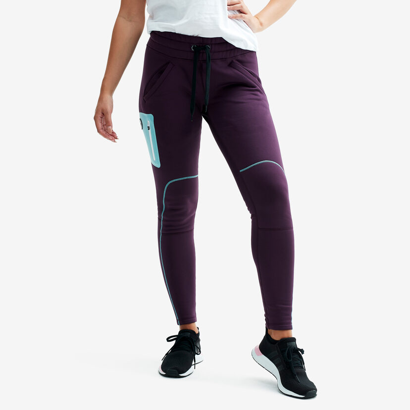 Bivouac Pants Blackberry Wine Women