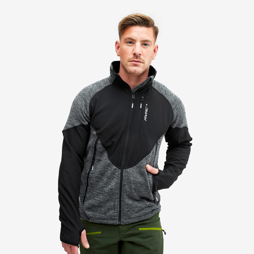 Tornado Fleece Anthracite Men