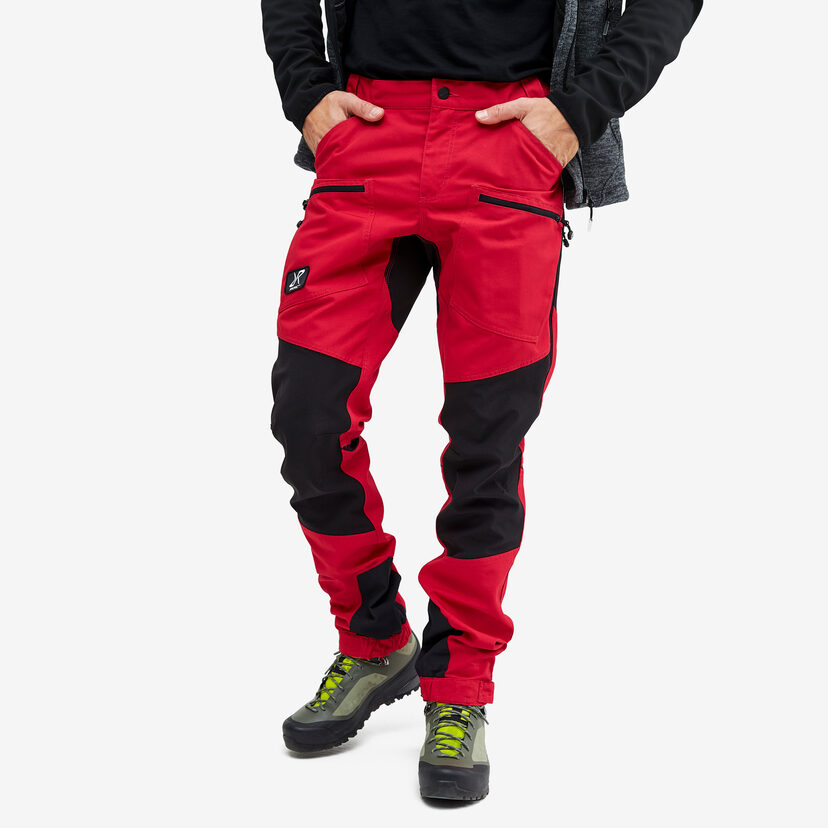 Nordwand Pro Pants Red Men