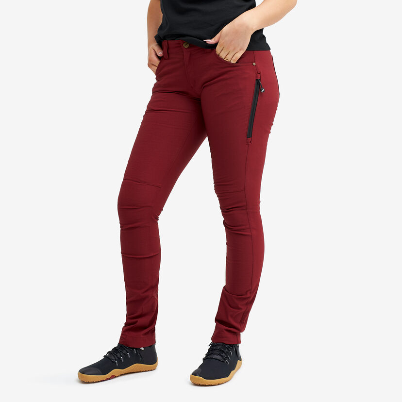 Adrenaline Outdoor Jeans Bison Blood Women