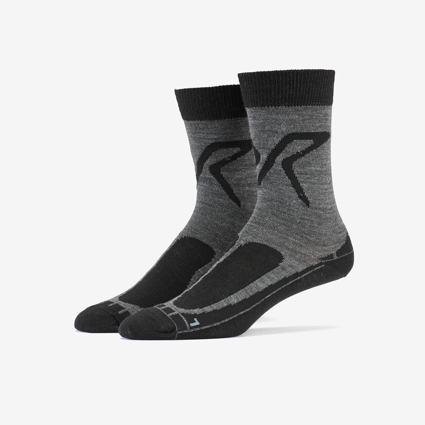 Hiking Sock Grey/Black Men