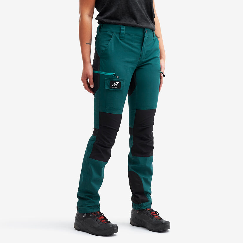 Nordwand Trousers Deep Teal Women