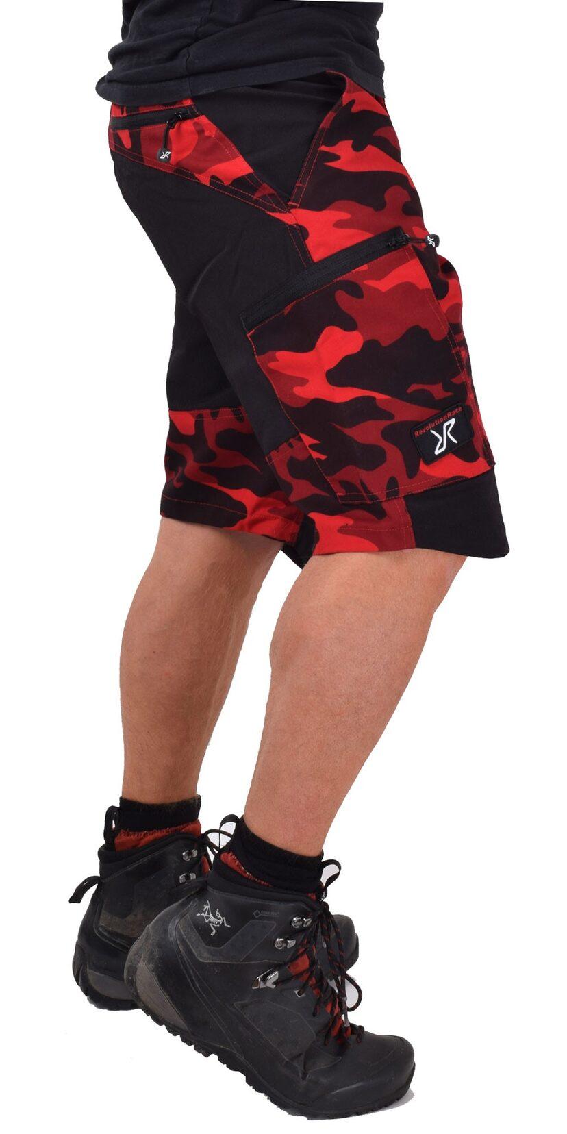Nordwand Shorts Butcher Camo Men