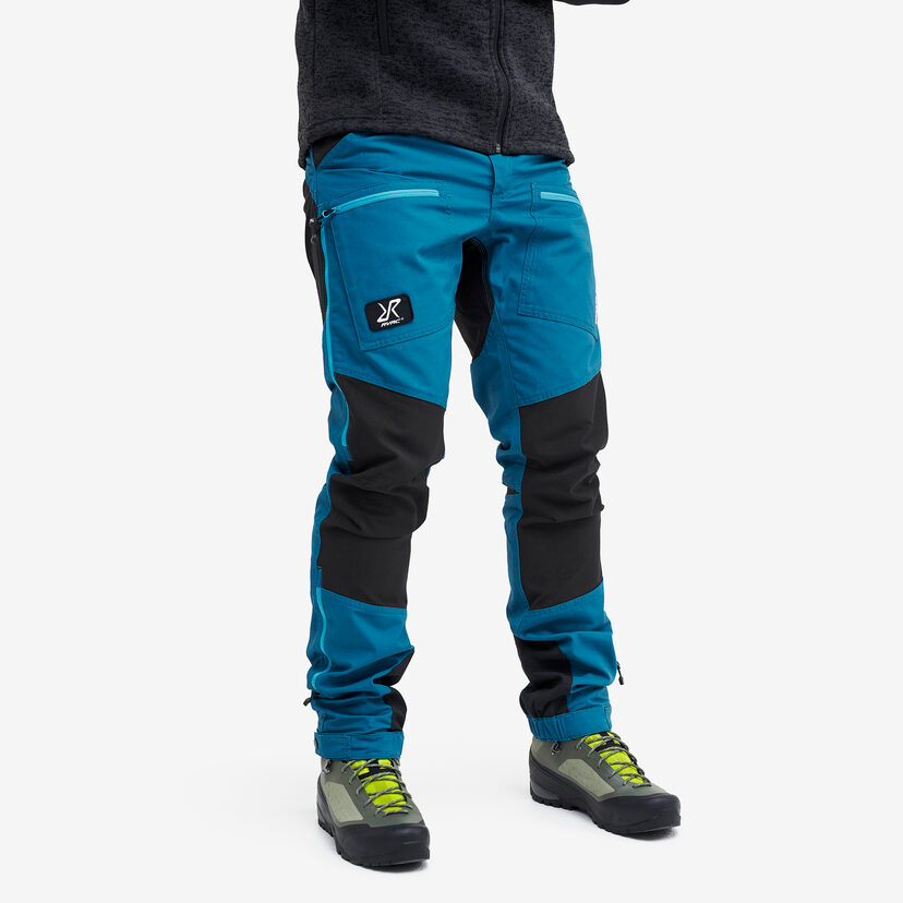 Nordwand Pro Rescue Pants Petrol Men