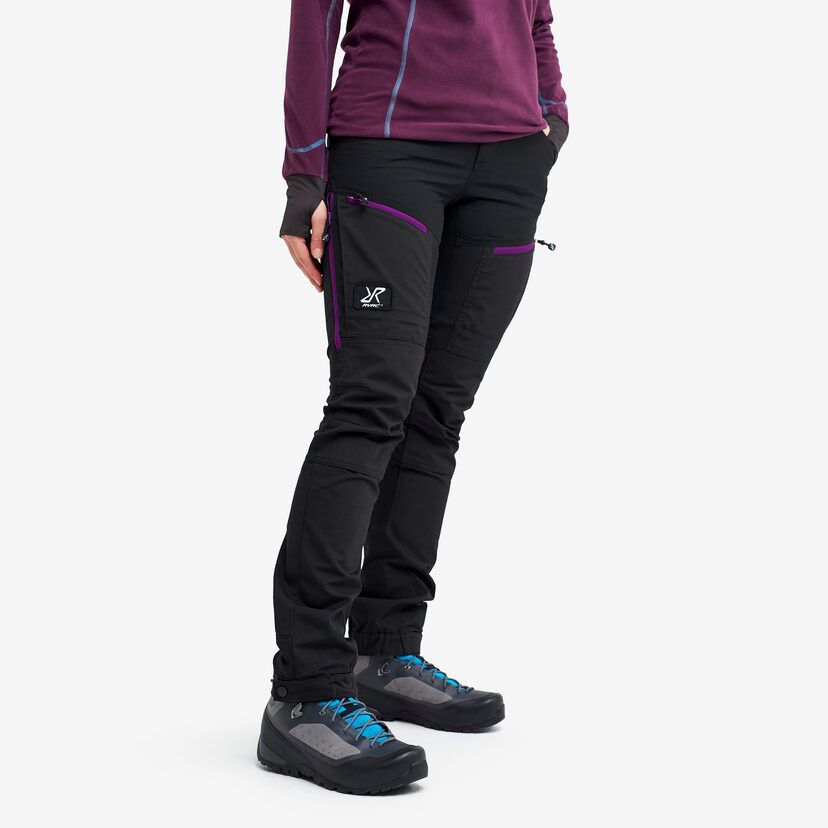 Gpx Pro Trousers Black/Purple Women