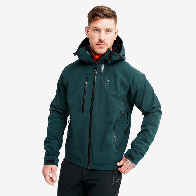 Cyclone Rescue Jacket 2.0 Deep Teal Men