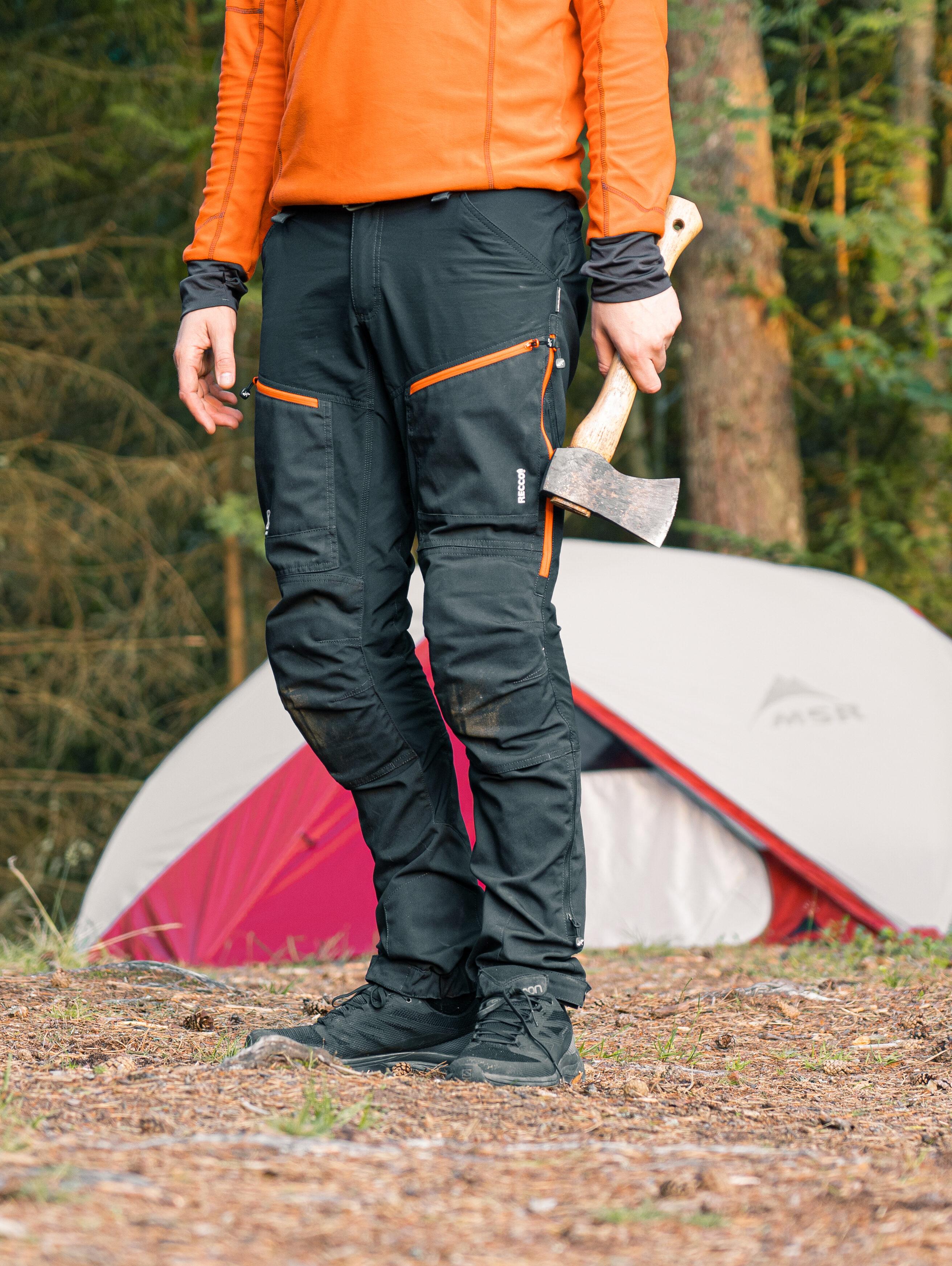 Klettern und Jagen Trekking Atmungsaktive und Strapazierf/ähige Outdoorhose zum Wandern RevolutionRace GPX Pro Pants Herren Wasserabweisende Camping